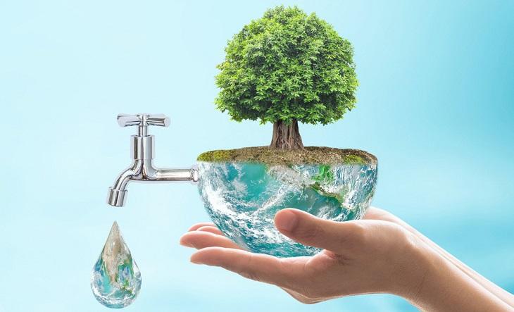 Chế độ EcoShower tiết kiệm nước