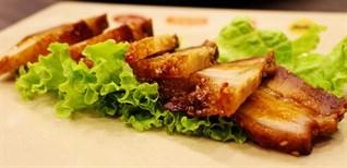 Cách ướp và chế biến thịt heo nướng mật ong mềm ngon nức mũi