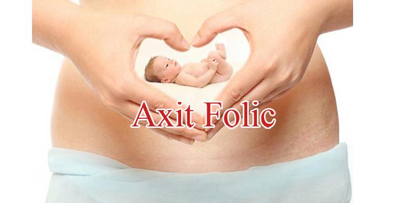 Axit folic quan trọng với phụ nữ mang thai