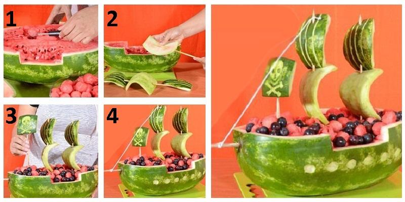 Tàu hoa quả