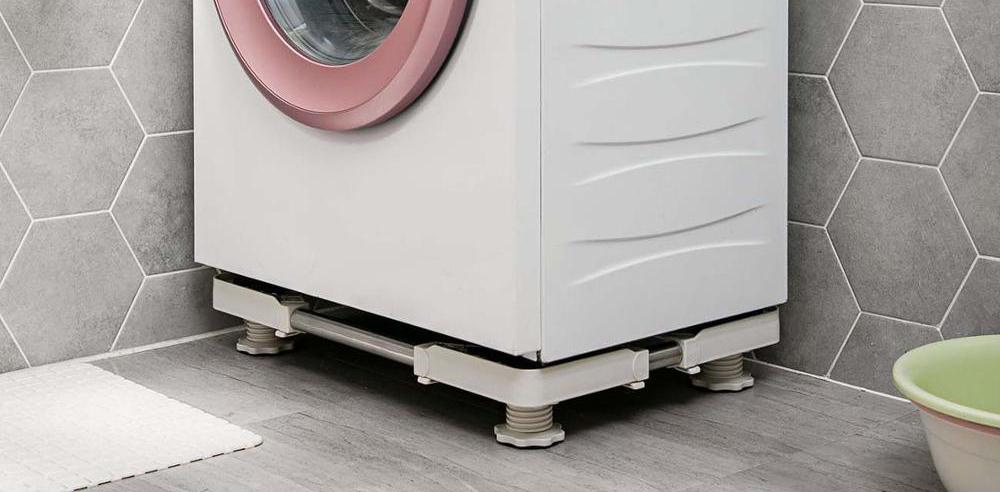 Ngăn máy giặt tiếp xúc trực tiếp với nước