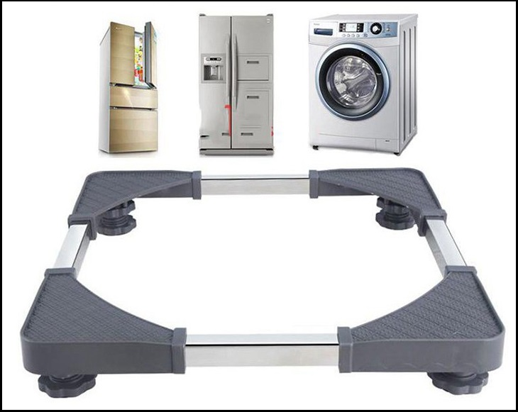 Chọn một chiếc chân đế để dùng cho cả các thiết bị khác như tủ lạnh, máy lọc nước