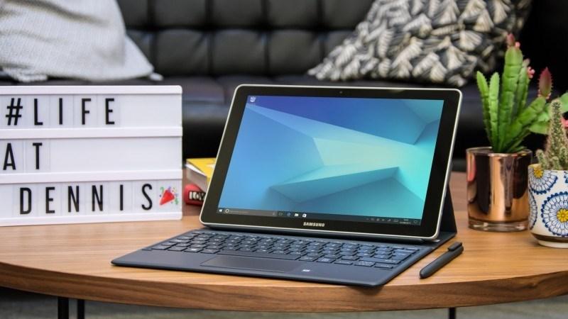 Galaxy Book 2, tablet 2 trong 1 chạy Windows 10 được FCC chứng nhận