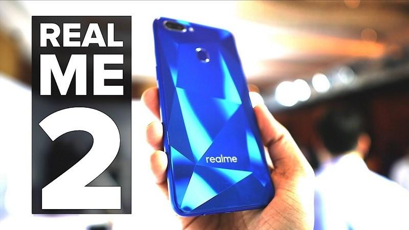 Công ty con của OPPO đã bán được 370.000 chiếc Realme 2 ở Ấn Độ