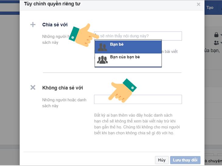 Hướng dẫn chi tiết ẩn ngày sinh Facebook