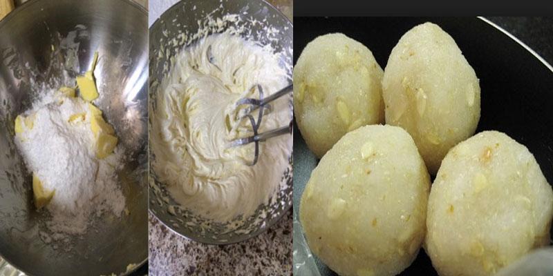 Làm nhân bánh