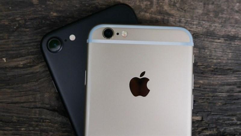 iPhone 6s và iPhone 7 vẫn là những chiếc iPhone phổ biến nhất hiện nay