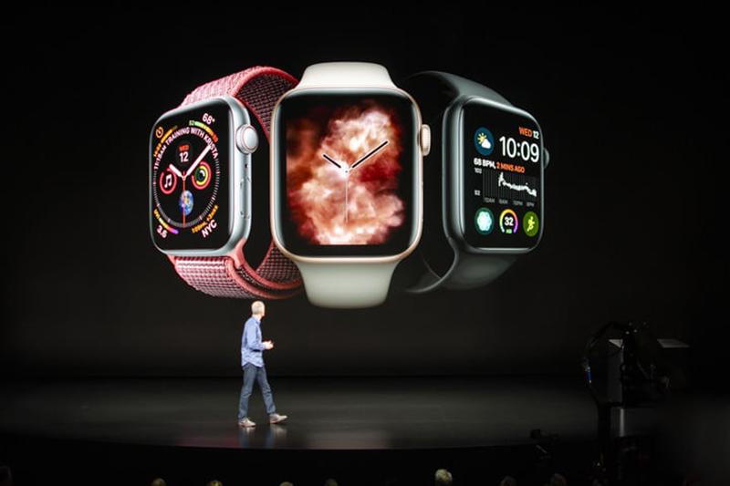 Apple Watch Series 4 đã được nâng cấp thế nào từ Watch Series 3? - ảnh 1