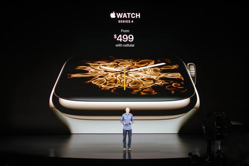 Apple Watch Series 4 đã được nâng cấp thế nào từ Watch Series 3? - ảnh 3