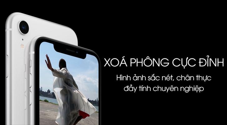 Hình ảnh từ iPhone Xr có tính chân thực cao