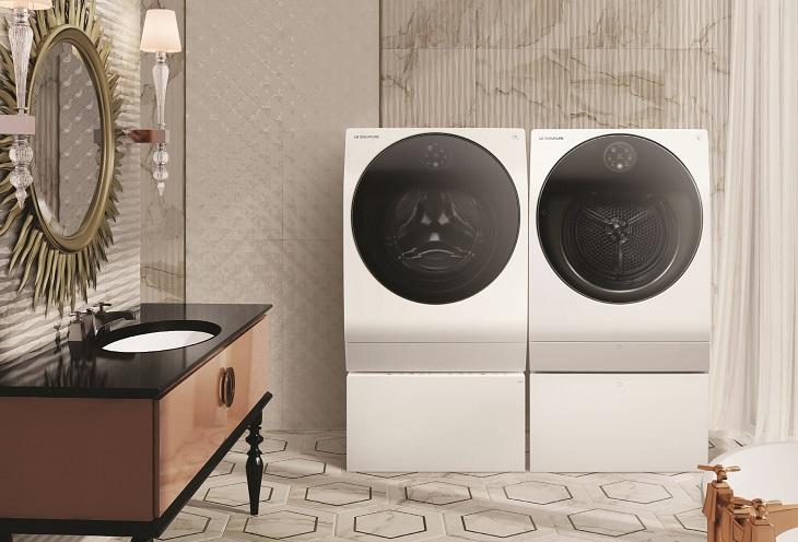 Thiết bị giặt ủi thông minh