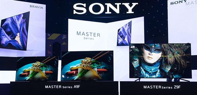 Tổng quan về 2 dòng tivi cao cấp nhất của Sony năm 2018