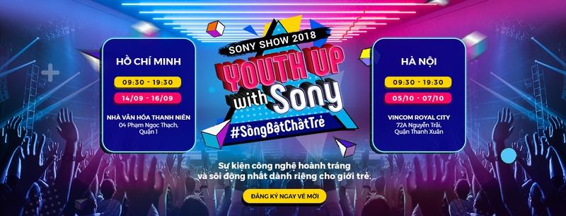 Sony Show 2018
