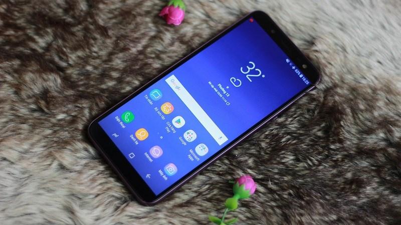 Galaxy J4+ đạt chứng nhận tại FCC, sẽ có màn hình vô cực