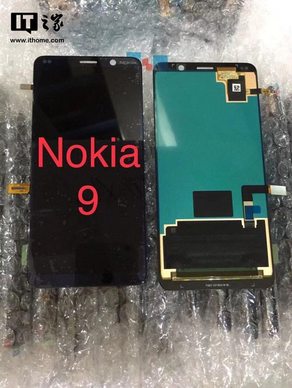 Màn hình Nokia X7, Nokia 9 xuất hiện, không có notch tai thỏ - ảnh 2