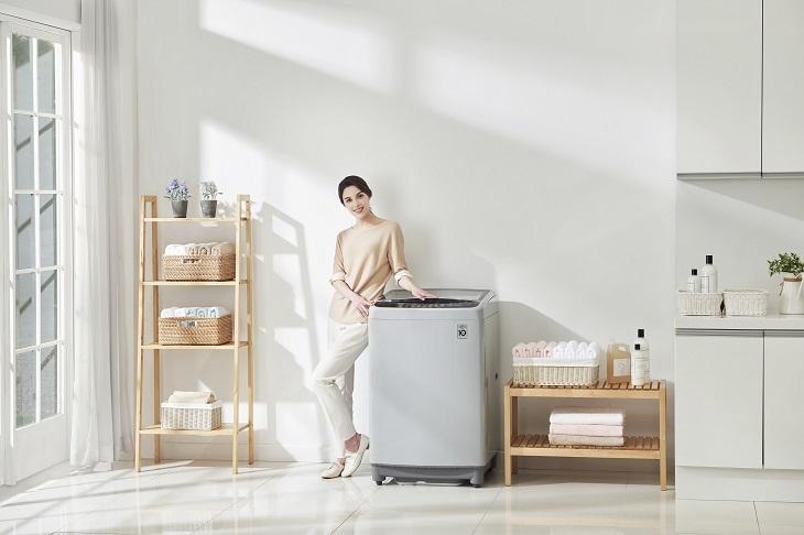 Cách chọn vị trí lắp đặt máy giặt giúp máy chạy bền lâu