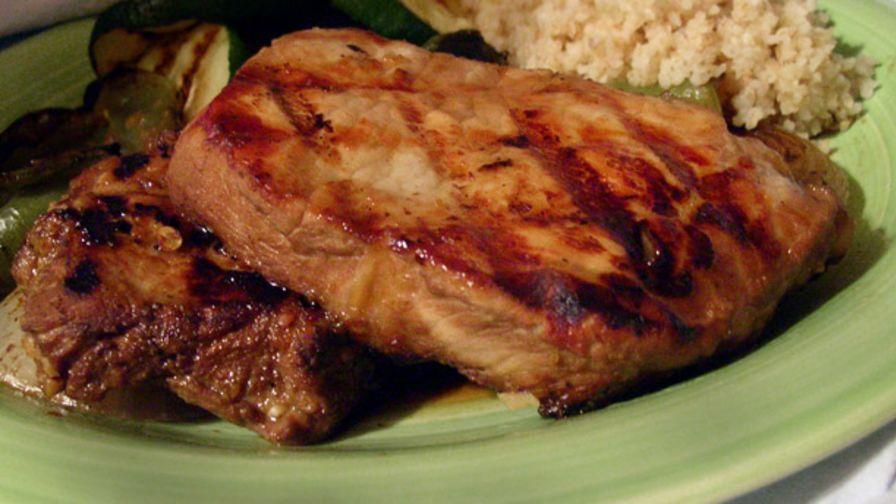 Thịt nướng ngũ vị hương vô cùng thơm ngon hấp dẫn
