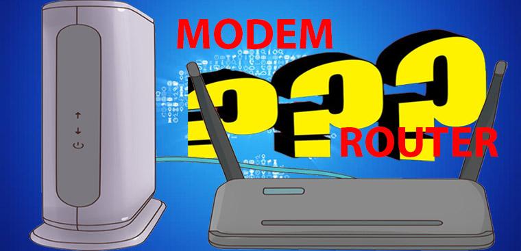Router wifi và modem wifi khác nhau như thế nào, cách phân biệt