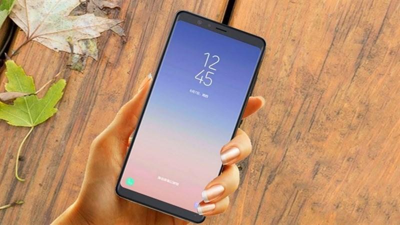 Samsung sắp ra mắt một chiếc Galaxy A chạy chip Snapdragon 845 - ảnh 1