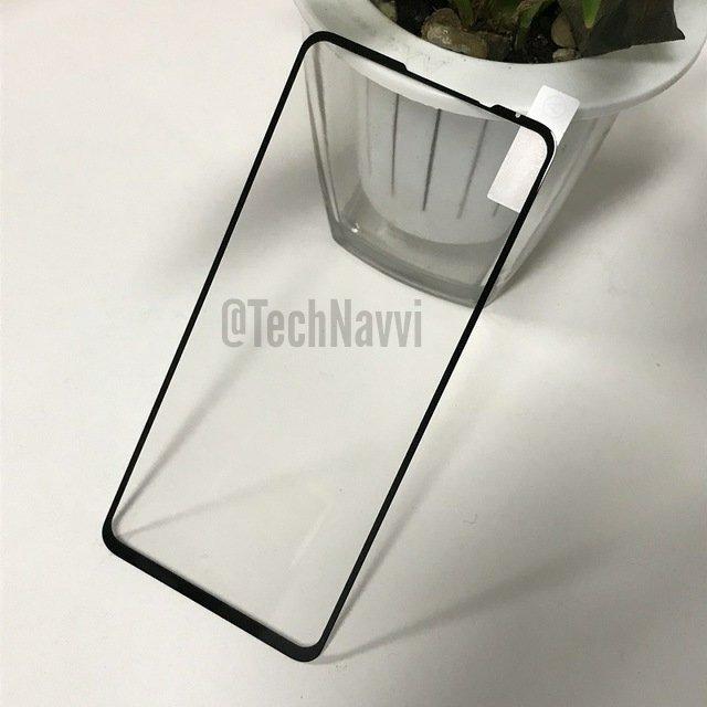 Mặt trước của Xiaomi Mi MIX 3 bị lộ thông qua tấm kính cường lực