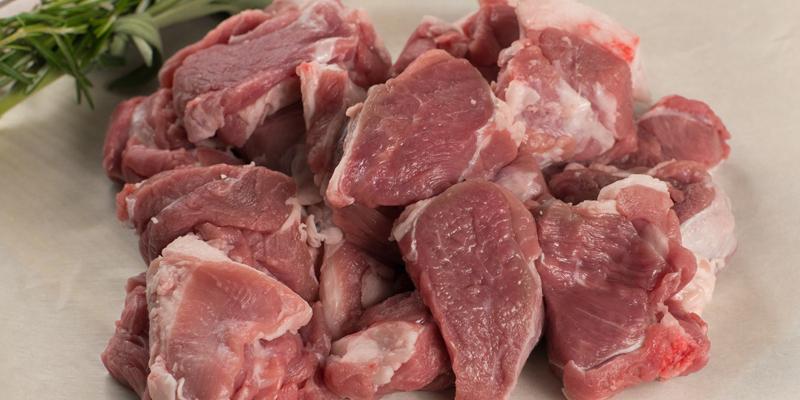 Thịt động vật có lượng sắt cao và dễ hấp thụ hơn so với thực vật.