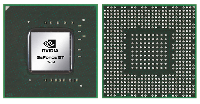So sánh NVIDIA GeForce GT 740M và NVIDIA GeForce GT 650M: