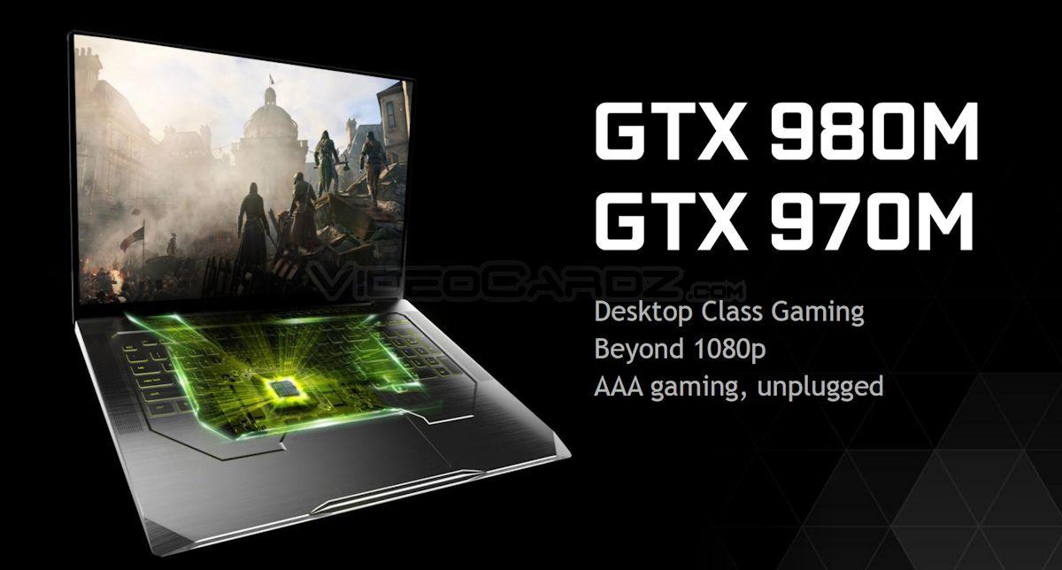 So sánh GeForce GT 800M Series và GT 900M Series