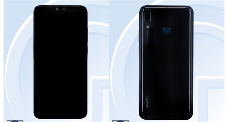 Huawei Y9 2019 lộ thông số cấu hình trên TENAA