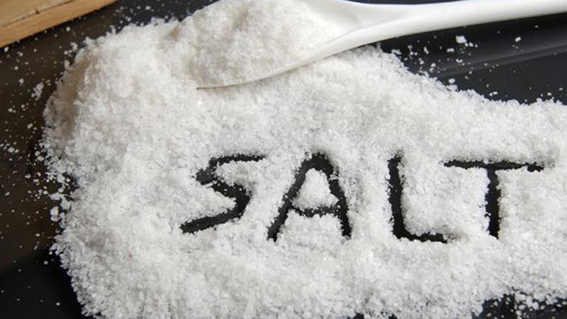 Tác dụng của muối là diệt khuẩn