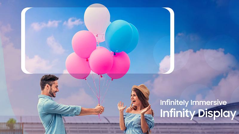 Màn hình Infinity