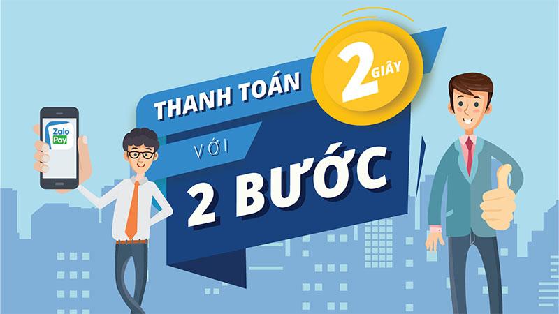 Dùng ZaloPay thanh toán tại TGDĐ, giảm ngay 50%* cho đơn hàng