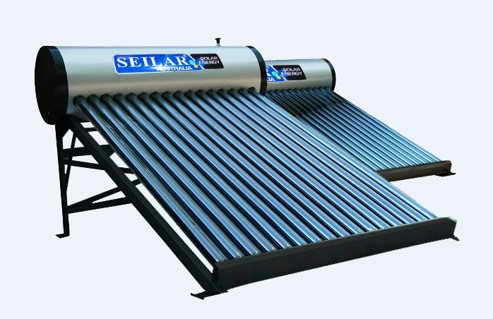 Nên mua máy tắm năng lượng mặt trời hay máy dùng điện?