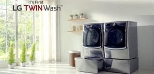 Máy giặt là LG TWINWash là gì? Có tốt không?