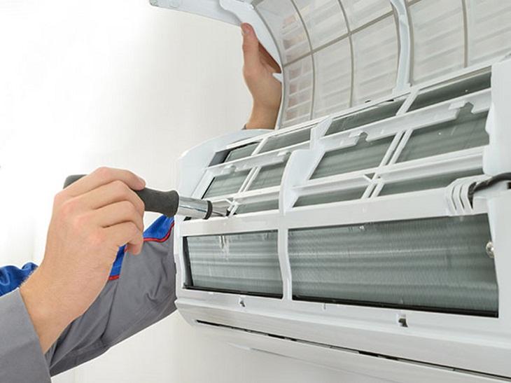 Tránh mua máy lạnh cũ sử dụng