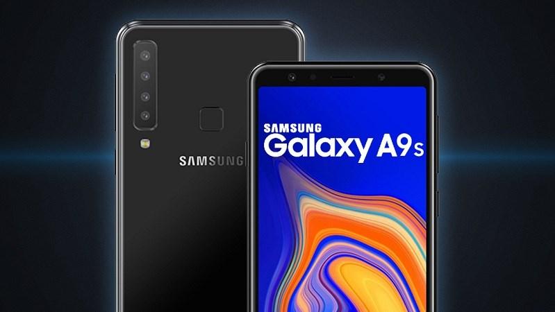 Chi tiết về bộ 4 camera mặt sau trên Galaxy A9s