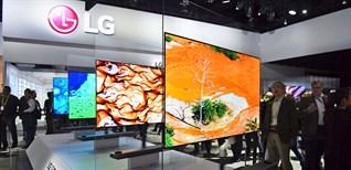 Những điểm nổi bật của tivi LG 2018 so với 2017