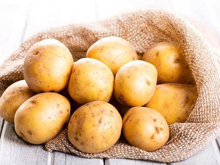 Để khoai tây ở nơi thoáng mát