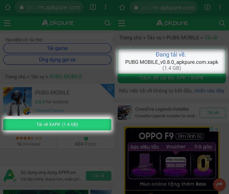 5 cách tải PUBG Mobile nhanh nhất khi không tìm thấy trên CH