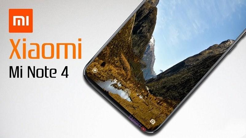 Xiaomi LEX là Mi Note 4 sẽ ra mắt cùng với Mi MIX 3 vào ngày 15/10