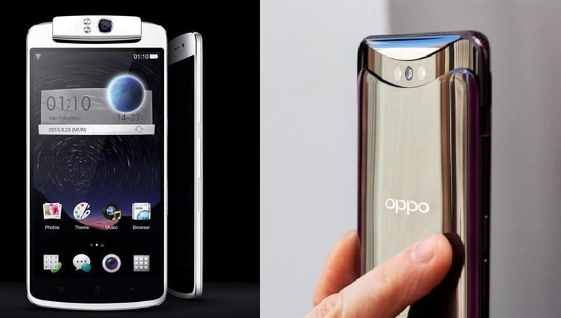 Lịch sử làm nên thương hiệu smartphone OPPO: Sáng tạo và đổi mới không ngừng