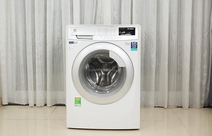 Lắp ráp lại máy giặt