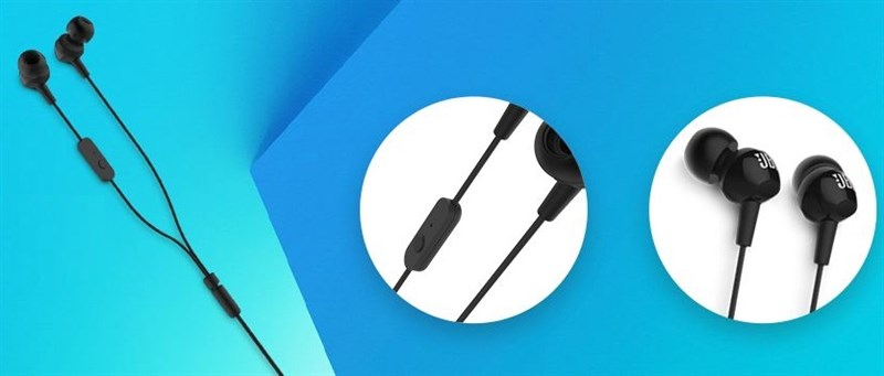 Giới thiệu tai nghe có dây JBL C150