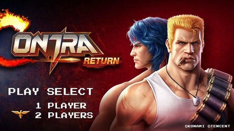 Hình ảnh trong game Garena Contra: Return