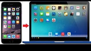 6 phầm mềm giả lập iOS tốt nhất chạy ứng dụng trên Windows mượt mà