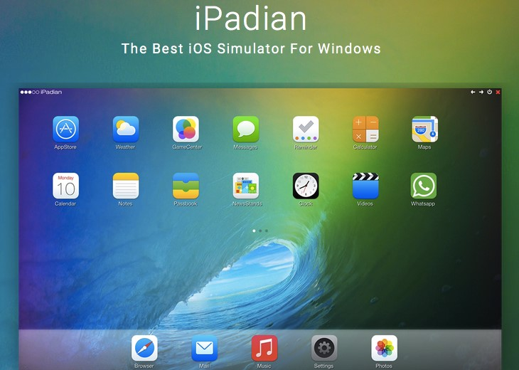Giả lập iOS trên máy tính