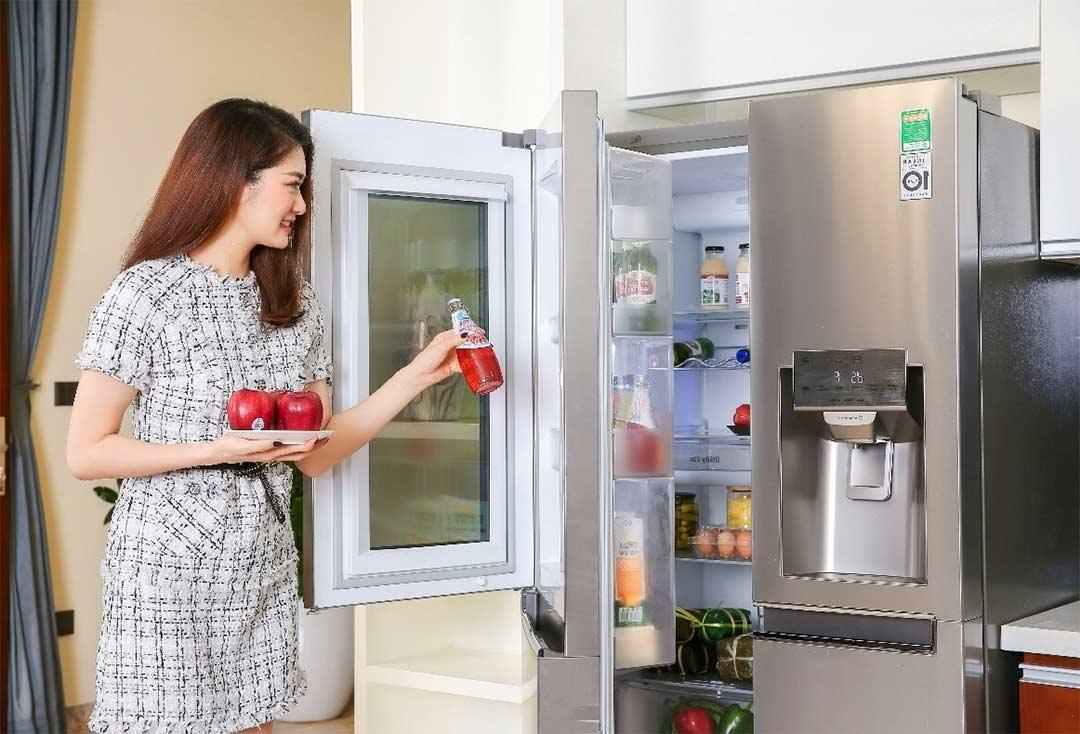 Tủ lạnh Aqua ngăn đông 5 chức năng giúp bạn tiện lợi khi sử dụng