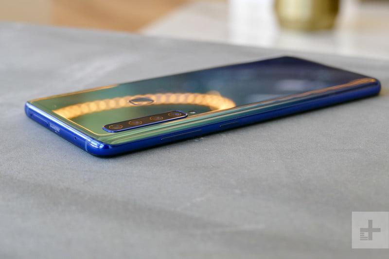 Trên tay và đánh giá nhanh Galaxy A9 (2018): 4 camera đa năng, thiết kế cao cấp… - ảnh 6