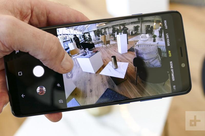 Trên tay và đánh giá nhanh Galaxy A9 (2018): 4 camera đa năng, thiết kế cao cấp… - ảnh 4