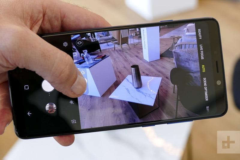 Trên tay và đánh giá nhanh Galaxy A9 (2018): 4 camera đa năng, thiết kế cao cấp… - ảnh 5