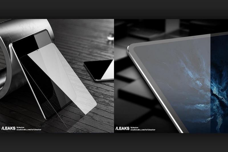 iPad Pro 2018 lộ thiết kế với viền cạnh siêu mỏng, không có notch tai thỏ - ảnh 1